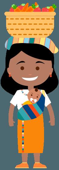 Ilustración guatemalteca trayectoria de ACTEC