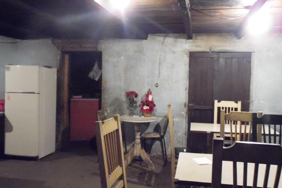 Situación del local de Doña Idalia previa a la renovación de la imagen