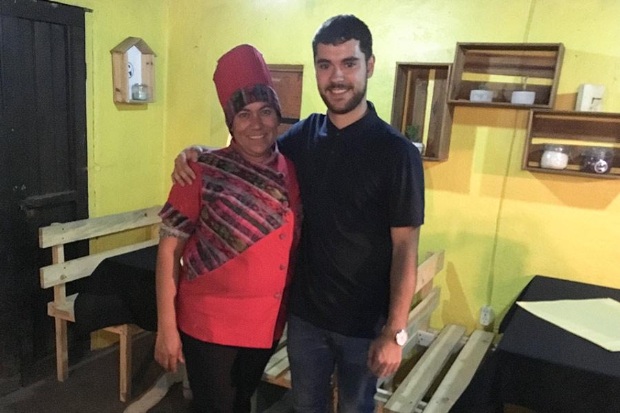 Idalia y Adrián