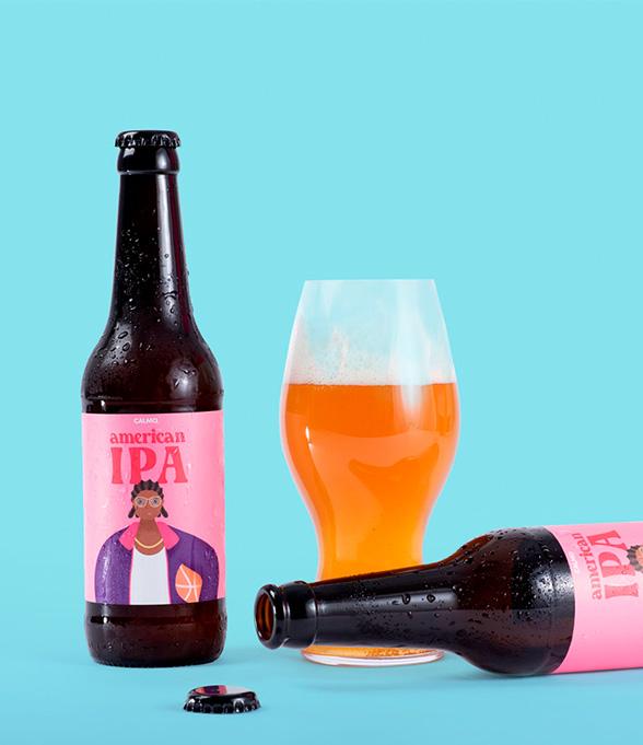 Cerveza American IPA