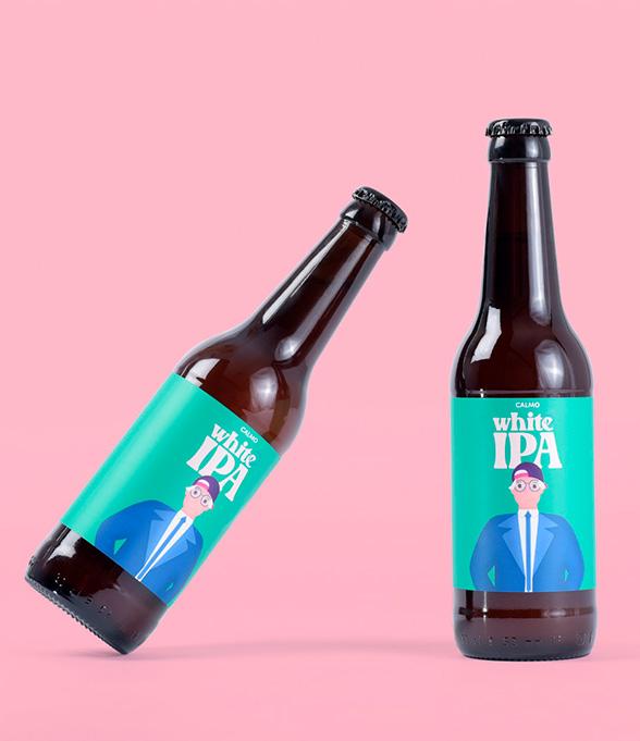 Cerveza White IPA