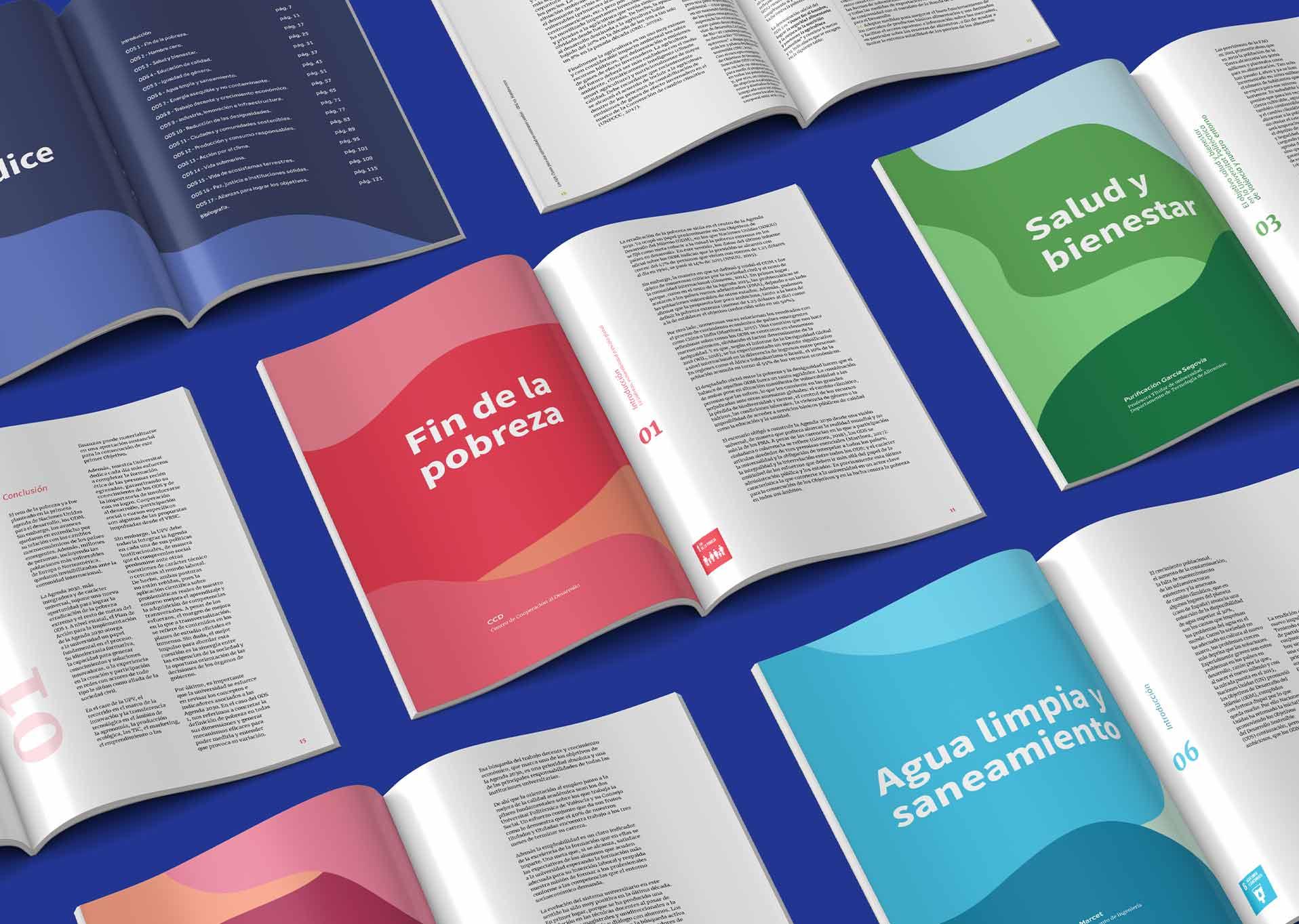 Libros ODS