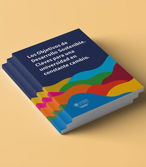 Libros ODS apilados