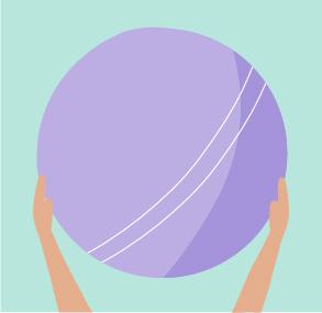 TAOMA Pilates balón