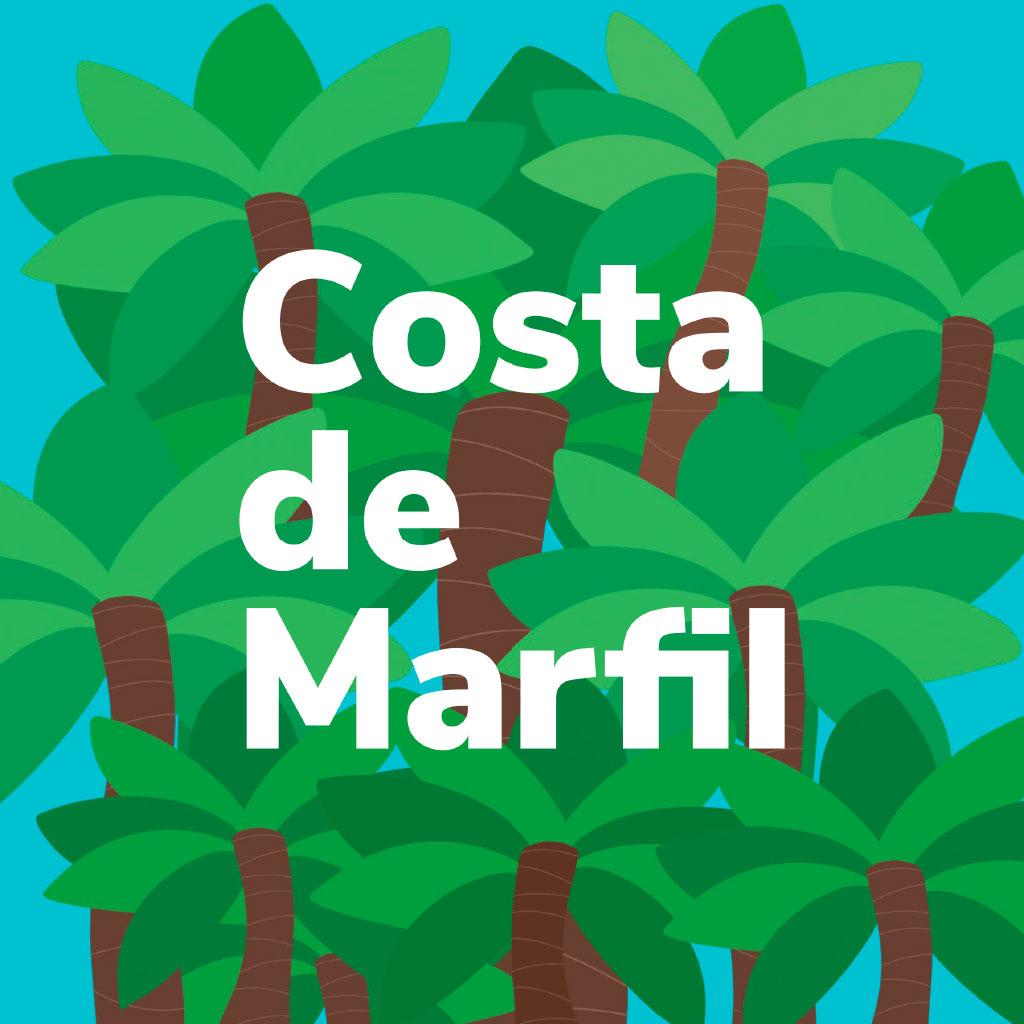 Ilustración portada Costa de Marfil