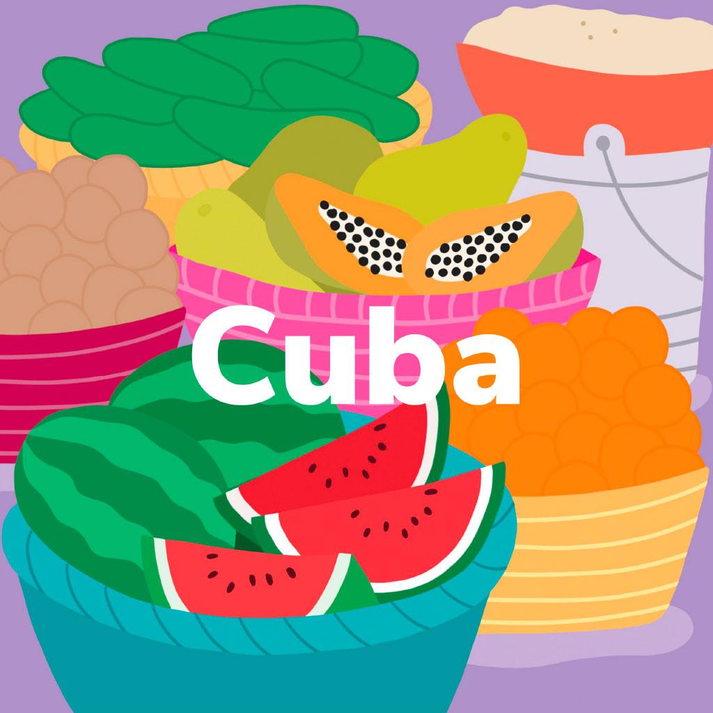 Ilustración portada Cuba