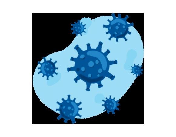 Ilustración Coronavirus