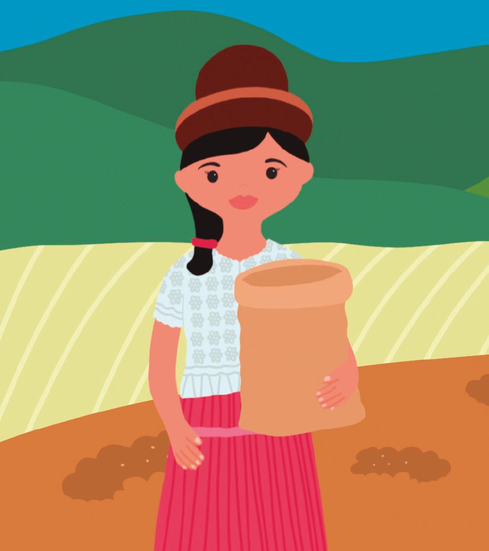 Ilustración Nina
